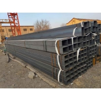 China Square hollow 40x40mm steel square tube section SHS/ASTM A53 galvanized square and rectangular tube/Square Steel Pipe on sale
