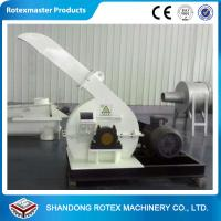 Quality Small Capacity Wood chipper machine / Wood Disc Chipper 1-2 ton per hour wholesale