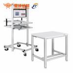 Quality Auminum extrusion European Standard Anodized Linear Rail Aluminum Profile Extrusion 2040 for DIY 3D printer workbench wholesale