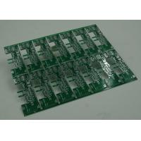 Quality 14 Array Per Pannel PCB Board Fabrication with V Cutting / Scrap Rails wholesale