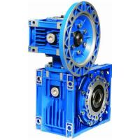 Quality Aluminium worm reducer models:RV020-RV090,cast iron worm gearboxes:RV110-150,with ratio range,1:5-1:100 for single unit wholesale