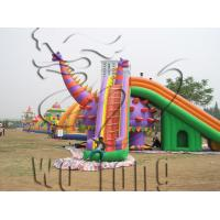 Quality 2014 pvc jumping castlbouncy castle slidee slide / inflatable slide on sale !!! wholesale