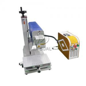 Cheap Mini Glasses Lens Marking Machine Co2 RF Laser Marking Machine 30W for sale