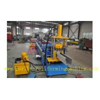 Quality Professional Rainwater Seamless Gutter Machine High Speed Gutter Roll Forming Machine wholesale