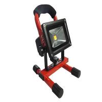 China Multifunction Portable LED Flood Lights Outdoor Remote Control With Power Switch on sale