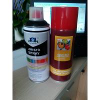 Quality Fast Drying High Gloss Acrylic Spray Paint 400ml Metal Color SGS wholesale