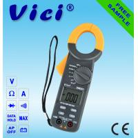 China DM201 digital 3 1/2 digits clamp meter data hold on sale