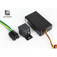 China Diagnostic Function Gps Vehicle Tracker , Real Time Gps Tracking Device For Cars on sale