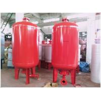 Quality Excellent Sealability Diaphragm Pressure Tank , Pressurized Water Storage Tanks wholesale