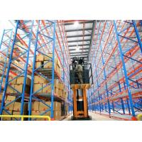 Quality Dexion Warehouse heavy duty storage steel selective pallet rack wholesale