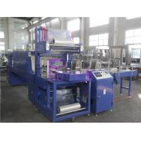 China 5000BPH Mineral Water Plastic Bottle Shrink Packing Machine on sale