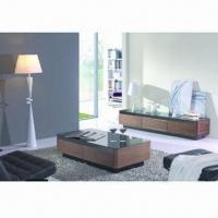 Quality TV stand with MDF and high glossy painting wholesale