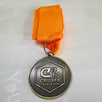 China Custom Religious Honor Award Medal with Ribbons High Quality Wholesale Medals for sale