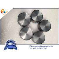 PVD Coating Chromium Sputtering Targets Round / Tube / Plate Shape