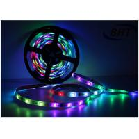 Quality High Brightness Led Colour Changing Light Strips Smd 2835 3M Adhesive Backing wholesale