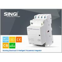 Quality Singi brand China supplier IEC61095 SWCT 25A 400V 50HZ circuit breaker wholesale