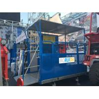 Quality 350 Construction Material Lifting Equipment With Safety Device - SAJ30 - 0.8 wholesale
