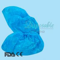 Quality Disposable PE shoe cover, disposable CPE shoe cover,disposable PE overshoes wholesale