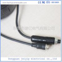 Quality Rear View Female To Male Backup Camera Cable 4 Pin With Customized Length wholesale