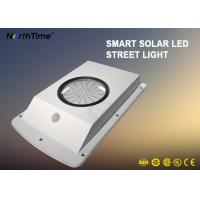 Buy cheap All In One Solar Garden Lamp , Dimmable Motion Sensor Street Light Last 4 Rainy Days from wholesalers