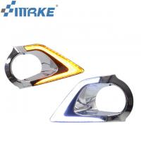 China New Design Led Daytime Running Light Drl For Innova Crystal Front Head Lamp on sale