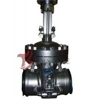 Quality Cast Steel Flex / Solid Wedge Gate Valve With Bypass Valve HF Seal API / DIN Standard wholesale