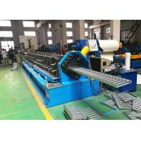 China Auto Adjustable Cable Tray Roll Forming Machine For 100 - 300mm Width Profiles on sale