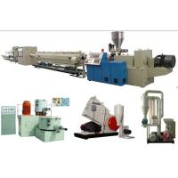 Quality Pipe Extrusion Line-UPVC Water Pipe Extrusion Line-pipe extruder wholesale