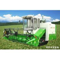 Quality Fully-Feed Rice And Wheat Combine Harvester (4LZ-3) wholesale