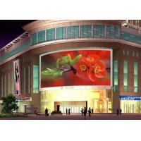 Quality HD P10 Outdoor Full Colorled Advertising Billboards Stadium Led Video Screen 9000 Nits wholesale