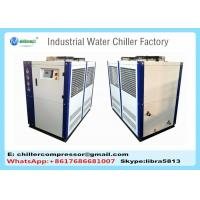 Cheap 15hp Industrial Water Chiller for Plastic Extrusion Machine Process PVC Pipe with Chilling Water System for sale