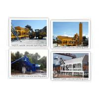 Buy cheap China high quality low cost yhzs25 mobile concrete batching plant price from wholesalers