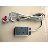 Quality 1 Receptacle European Power Strip , UK Power Distribution Units With Extension Cords wholesale