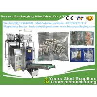 China How to mix pack plastic parts ,wire nails ,screws ,nuts and bolts ,fastener ,hardware fitting counting machine & packing on sale