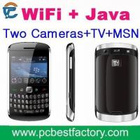 China Hot Sale  QWERTY Mobile Phone 9920 on sale