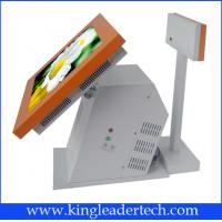 China Customer Cash Register POS Touch Terminal , Bar Restaurant POS Systems on sale