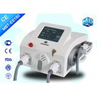 Cheap FDA Approved IPL SHR Hair Removal Machine For Pigment And Acne Removal for sale