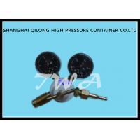 Quality Blue Oxygen Industrial Gas Regulator Air Pressure O2 Cylinder Regulator wholesale