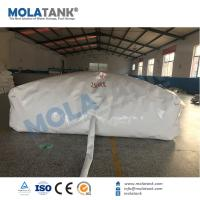 China Molatank Easy Transfer High Pressure Inflatable Water Bladder For Irrigating With Best Quality on sale