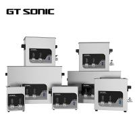 Digital Control Timer Heated Ultrasonic Washer Dual Power 6L SUS 304 Tank 300w