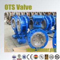 Cheap double eccentric butterfly valve for sale