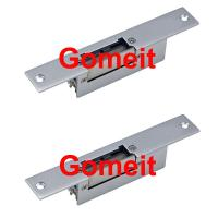 Quality Narrow Type 12 Volt Electric Door Strike For Metal Doors Long Life Aluminum Alloy wholesale