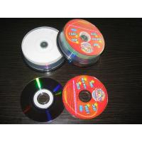 Cheap Customized 1.4GB (80mm) Round , Single-sided Blank Mini DVD-R Disc Dvd R Blank Disc for sale