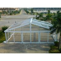Transparent Camping Tent PVC Rooftop Outdoor Clear Roof Wedding Tent TUV