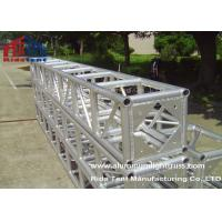 China High Hardness Metal Lighting Truss DJ , Lighting Rig Truss Line Array System on sale