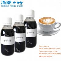Cheap Most popular food grade PG/VG based high quality concentrate Coffee flavor for E for sale