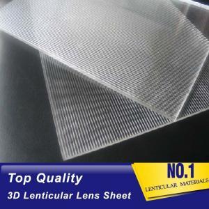 China PS 3d 20 lpi lenticular lenses sheets suppliers for sale-buy online lenticular lens sheet price in Aland Islands on sale