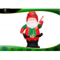 Blower For Inflatable Decorations : Cheap durable inflatable holiday decorations red christmas
