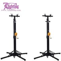 China 6M Winch Light Stand,Truss Stand For truss tower Moving Head Lights on sale
