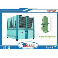 Quality R410A Refrigerant Air Cooled Screw Chiller 380V 3Phase 50Hz 3380X2000X2250 mm wholesale